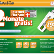 Klarmobil Internet Flatrate 500